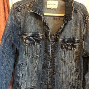 Men's size small Aeropostale jean jacket